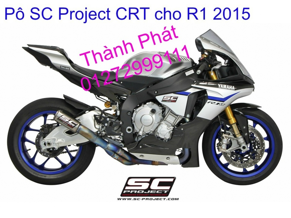 Do Choi Cho Yamaha R1 2015 - 26