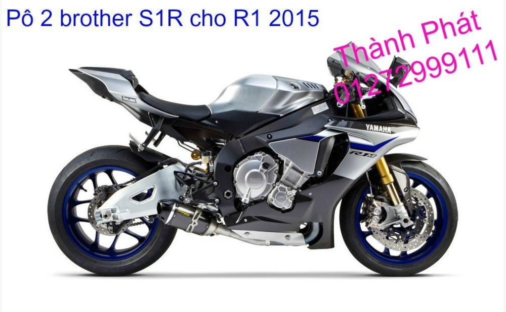 Do Choi Cho Yamaha R1 2015 - 30