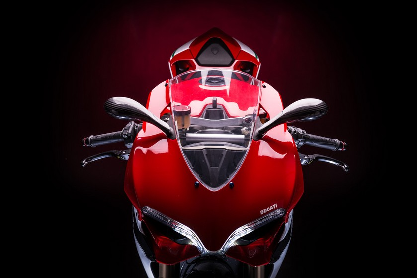 Ducati 1199 Panigale phien ban full Lightech - 3