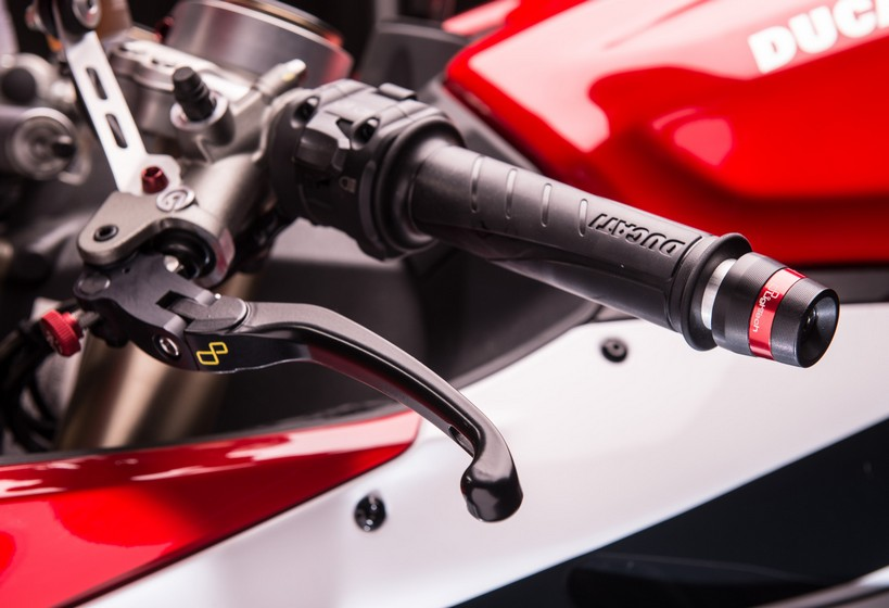 Ducati 1199 Panigale phien ban full Lightech - 5