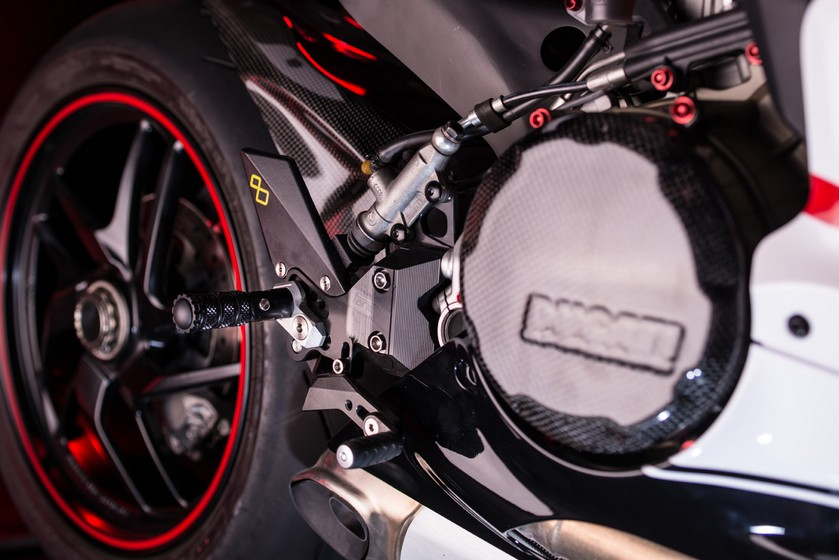 Ducati 1199 Panigale phien ban full Lightech - 8