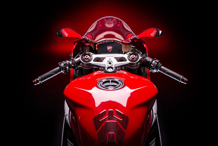 Ducati 1199 Panigale phien ban full Lightech - 12