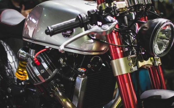 Honda CX500 do dang Cafe Racer day me hoac - 8