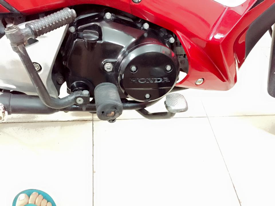 Honda Future X 125 banh mam zin BStp 4 so 6819 - 5