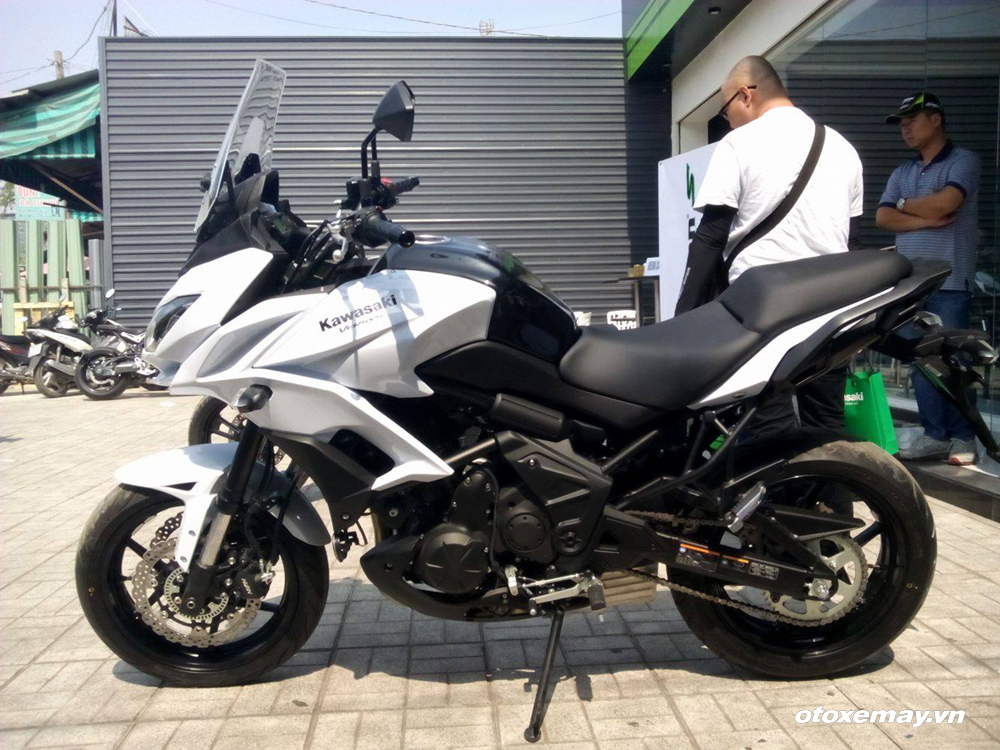 KAWSAKI VULCAN S AND VERSYS 650 ABS - 3
