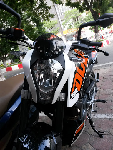 KTM Duke 200 No Abs nhu moiodo 9xx km can ban - 3