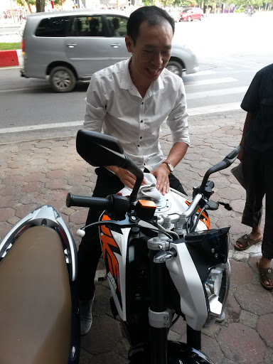 KTM Duke 200 No Abs nhu moiodo 9xx km can ban - 5
