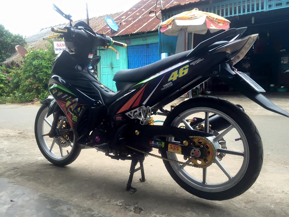 Phong cach manh me tu con Exciter 135 2 cang - 5
