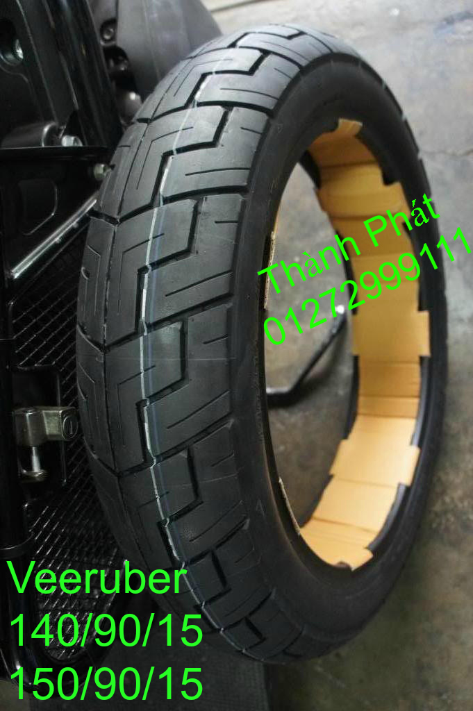 Vo lop xe may PKL va xe nho DunLop Michelin Briedgestone Continental IRC VeeRuber Swallow - 18