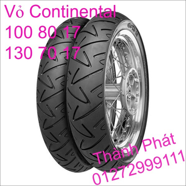 Vo lop xe may PKL va xe nho DunLop Michelin Briedgestone Continental IRC VeeRuber Swallow - 44