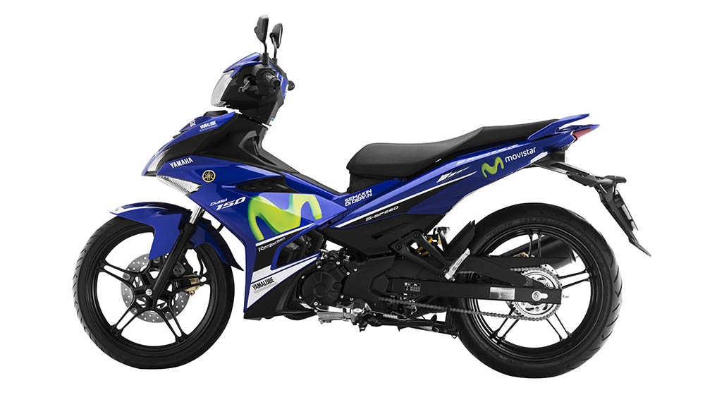 Yamaha Thai sap tung ra ban Exciter 150 Movistar - 2