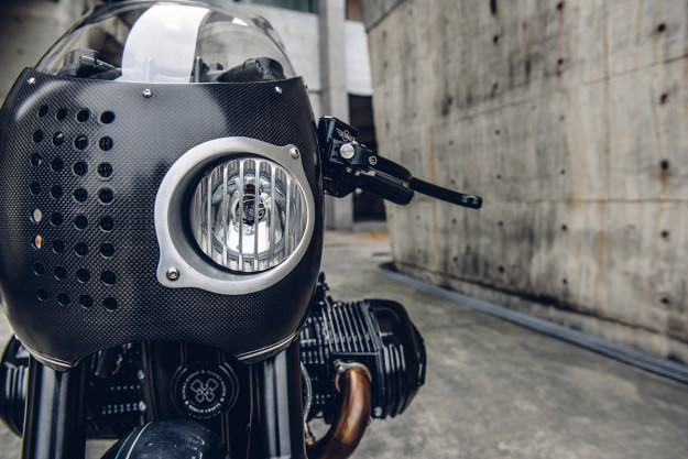 BMW R NineT do phien ban black candy cuc ngau - 10