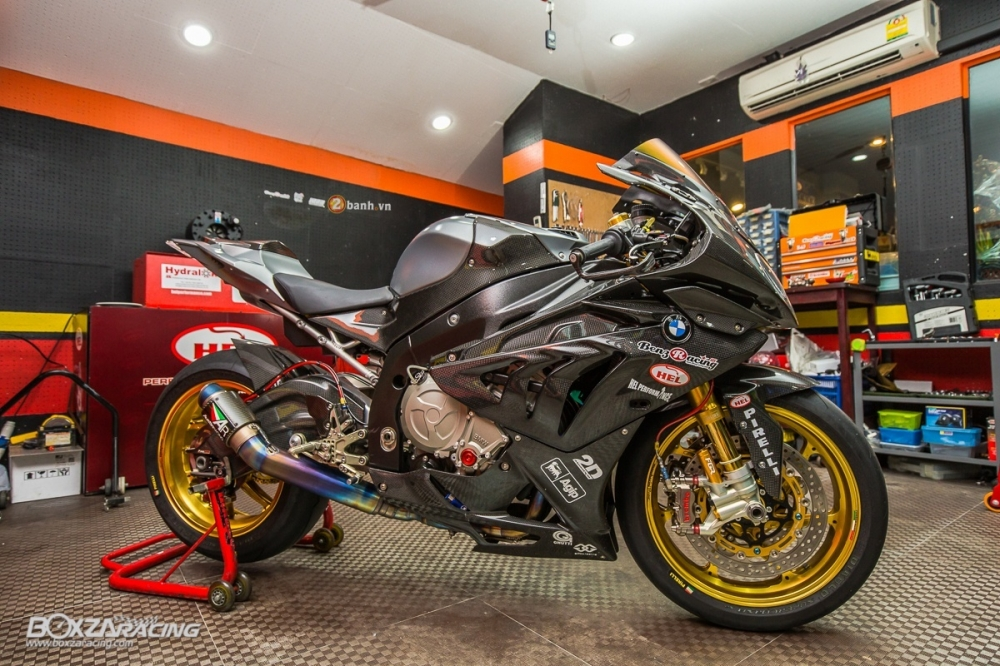 BMW S1000RR ban do tuyet pham tai Thai Lan - 13