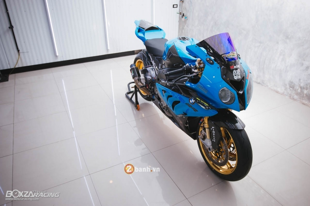 BMW S1000RR day kich thich voi phien ban do sieu chat - 2