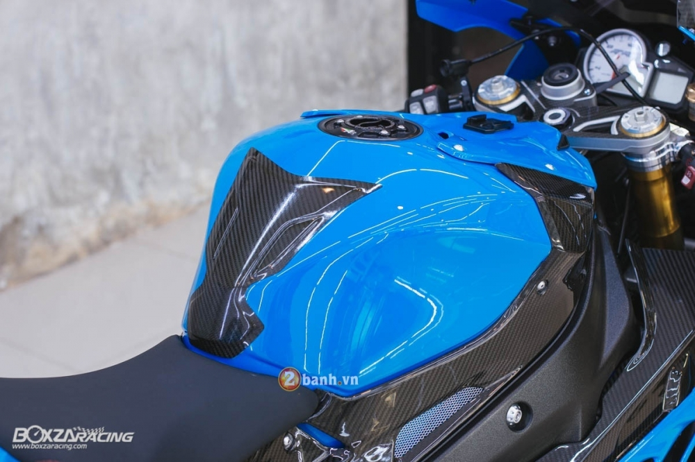 BMW S1000RR day kich thich voi phien ban do sieu chat - 4