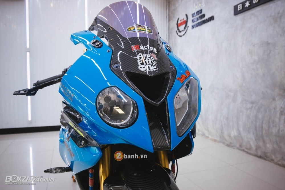 BMW S1000RR day kich thich voi phien ban do sieu chat - 6
