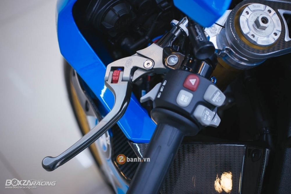 BMW S1000RR day kich thich voi phien ban do sieu chat - 10