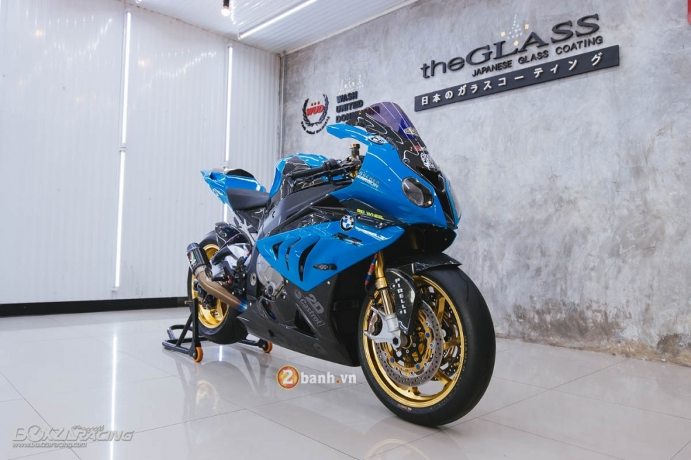 BMW S1000RR day kich thich voi phien ban do sieu chat - 20
