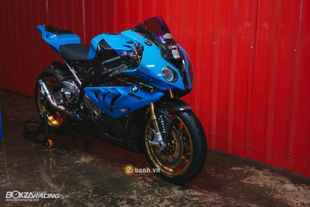 BMW S1000RR day kich thich voi phien ban do sieu chat - 22