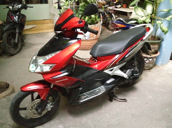 Can ban Honda Airblade 2009 do den - 3