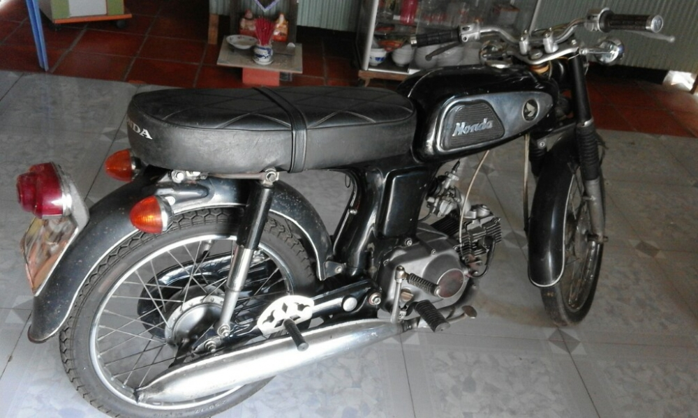 Can Ban XE Honda 67 Zin 5 So - 3