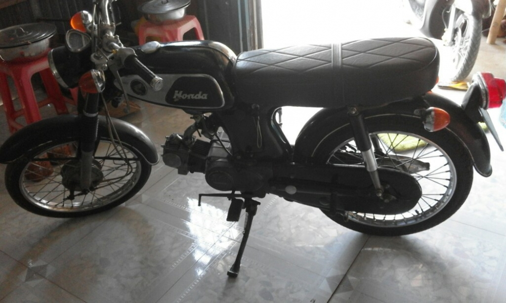 Can Ban XE Honda 67 Zin 5 So - 5