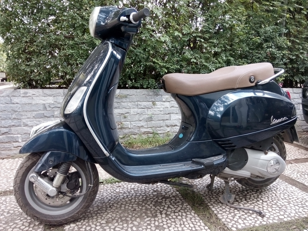 Can Ban Xe Vespa Lx 125 3v Ie Ha Noi