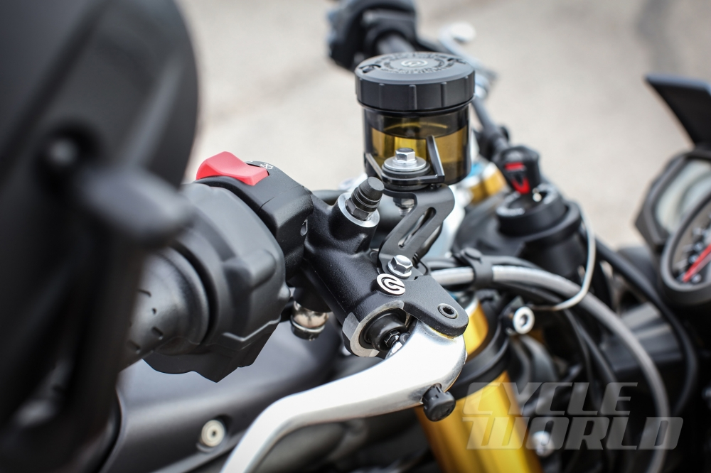 Can canh moto TRIUMPH SPEED TRIPLE R 2016 - 5