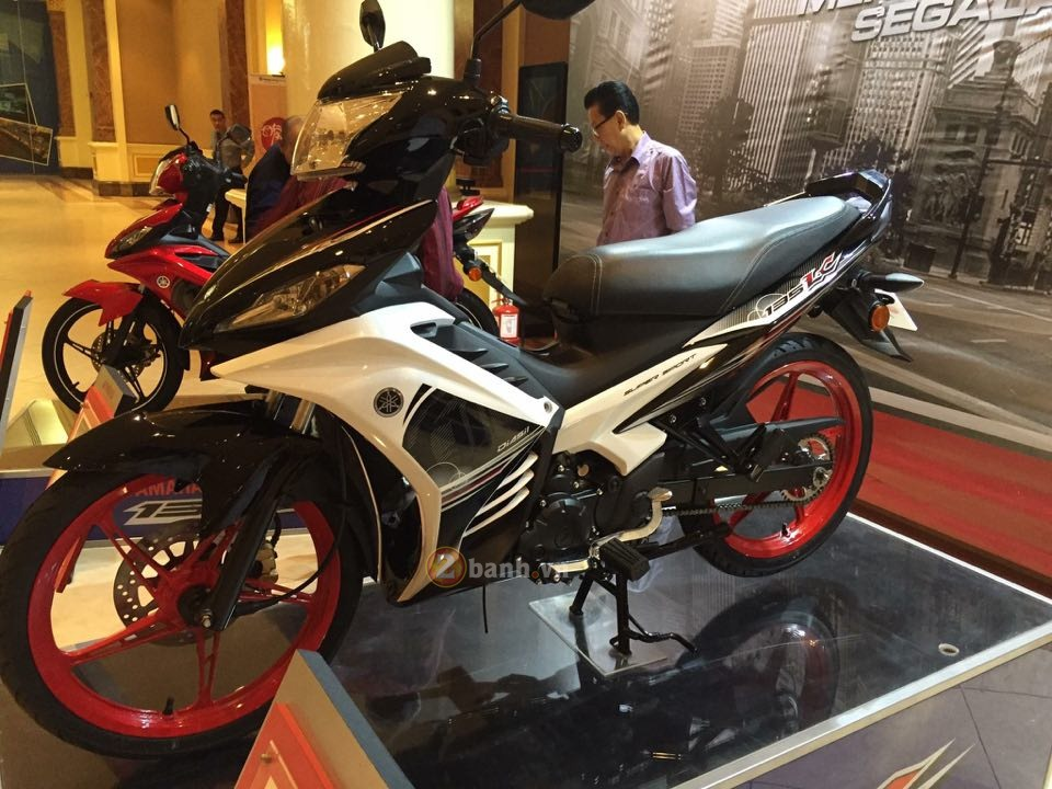 Can canh Yamaha 135LC 2016 voi nhung cai tien nho