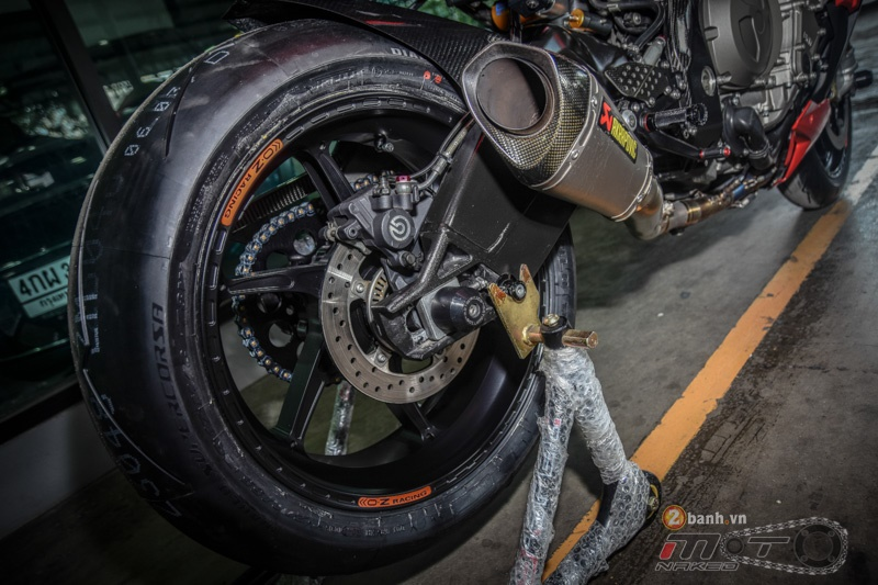 Chiem nguong chi tiet chiec BMW S1000R do cuc chat - 11