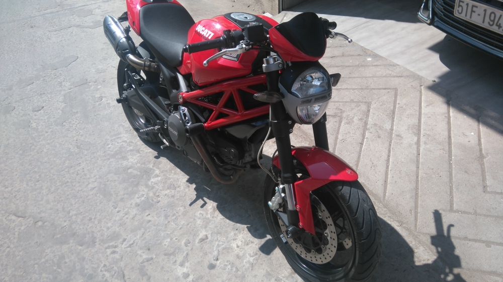 Ducati Monster 795 ABS Dang ky 52015 - 3