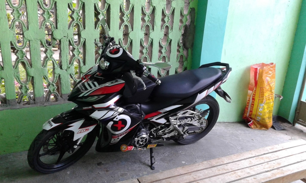 Exciter 135 do theo phong cach Lorenzo