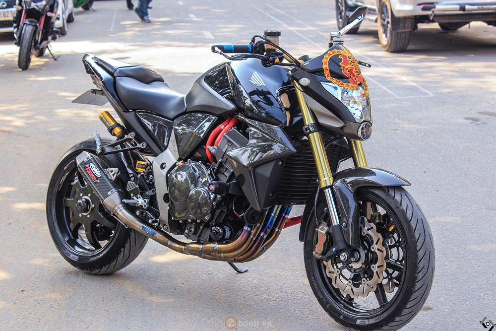 Honda CB1000R voi ban do full carbon