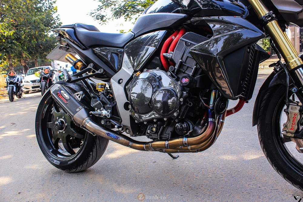 Honda CB1000R voi ban do full carbon - 5