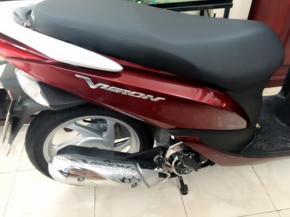 Honda vision do man chinh chu bstp