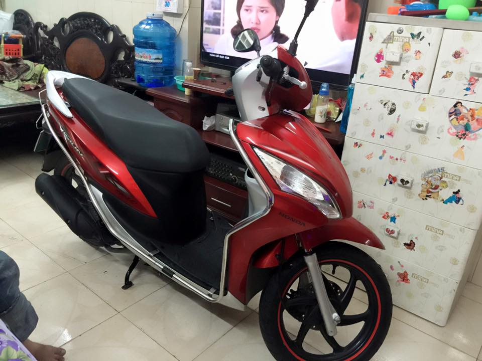 Honda vision fi do den bs 35354 chinh chu - 3