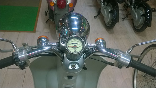 LO HANG XE MAY HONDA SCOOPY VA CREA MOI VE - 5