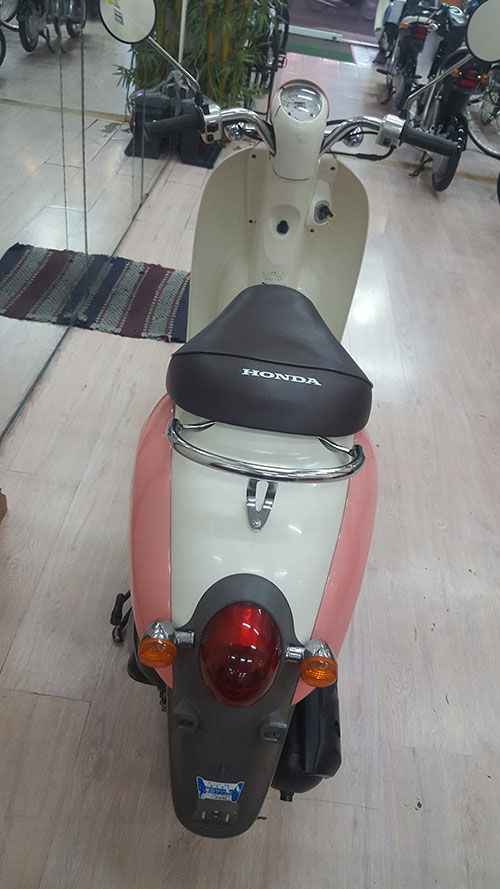 LO HANG XE MAY HONDA SCOOPY VA CREA MOI VE - 15