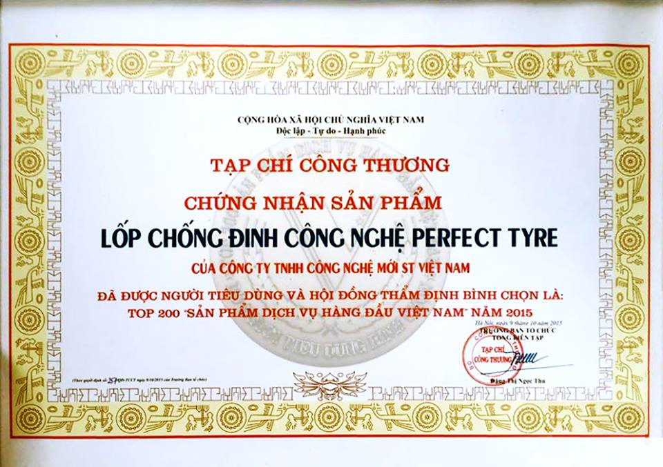 Lop chong dinh