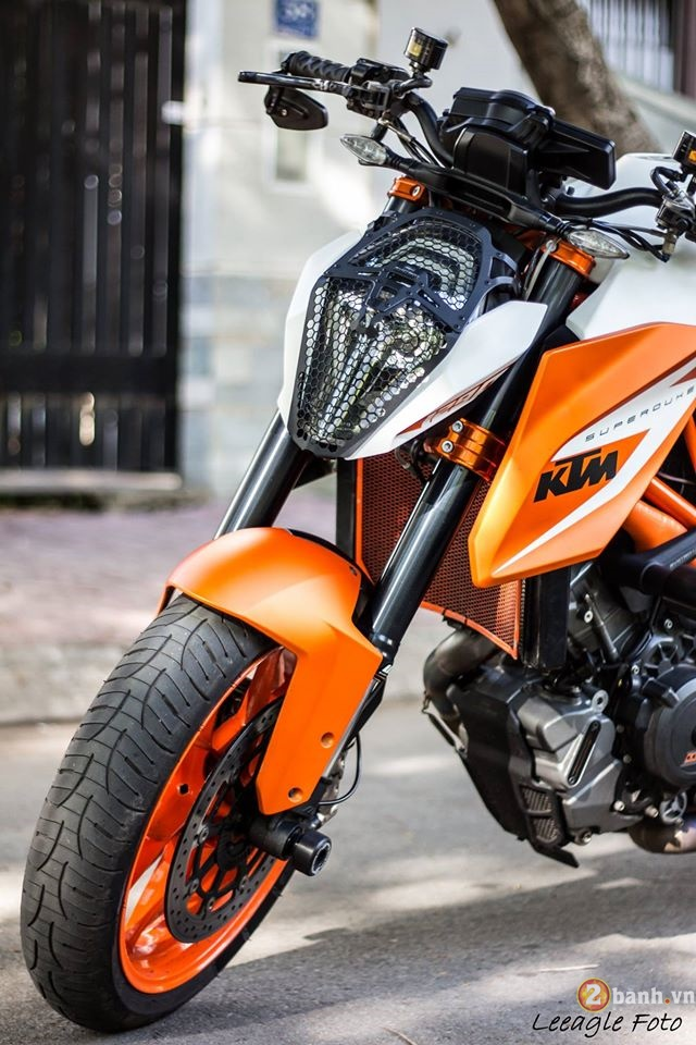 KTM Super Duke 1290 do cuc chat tai Sai Gon - 5