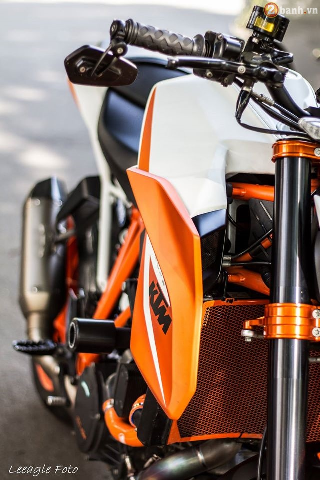 KTM Super Duke 1290 do cuc chat tai Sai Gon - 13
