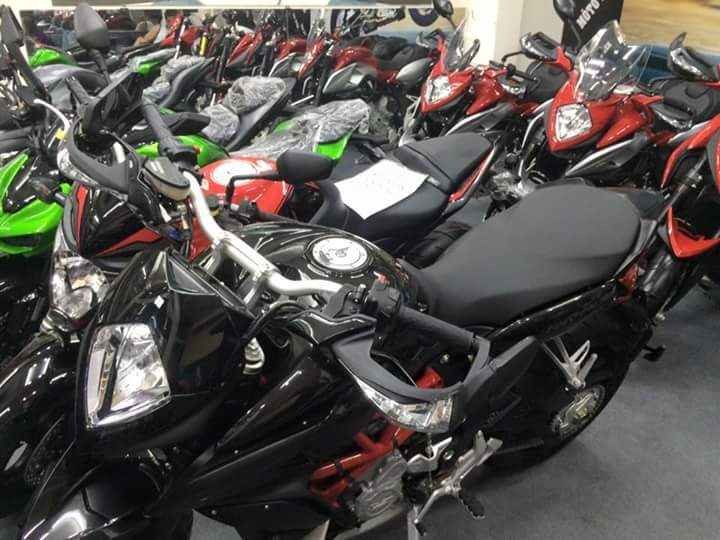 showroom motorken co uu dai lon MV AGUSTAR REVELE 800CC xe thung - 3