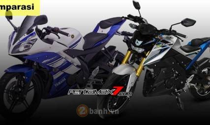 So sanh Yamaha Xabre va Yamaha R15 ve thong so ky thuat