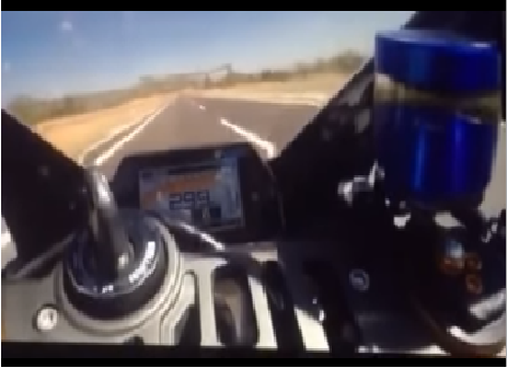 YAMAHA R1 2015 TEST TOP SPEED KINH THAT