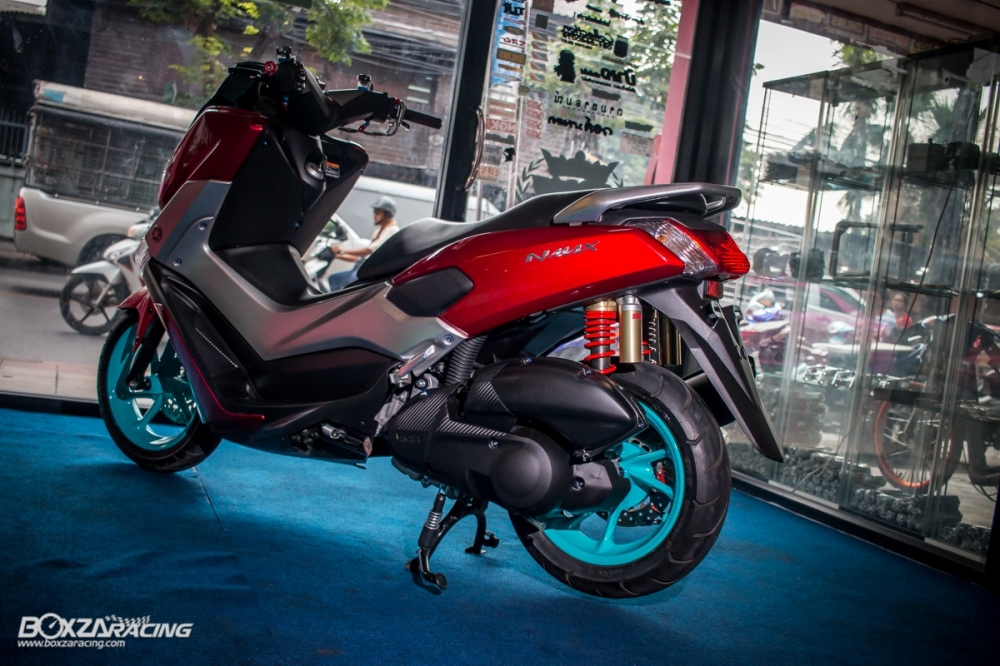 Ban do chat lu tu con Yamaha NMax day an tuong - 3