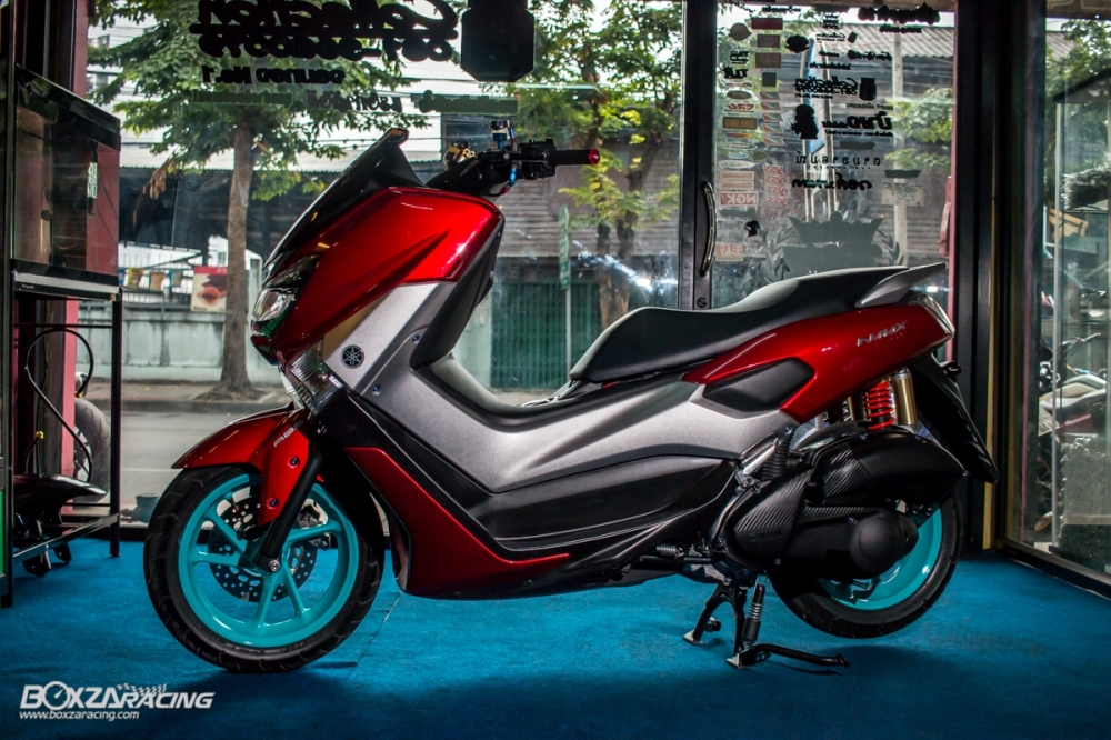 Ban do chat lu tu con Yamaha NMax day an tuong - 5