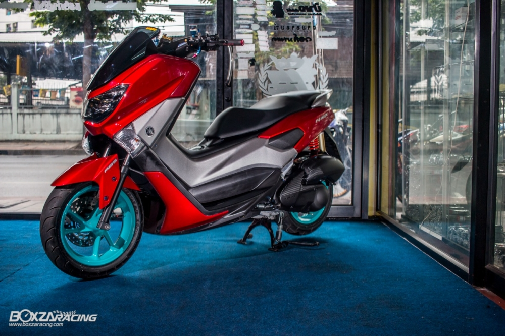 Ban do chat lu tu con Yamaha NMax day an tuong - 21