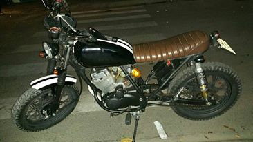 Can ban gap xe Cafe Racer