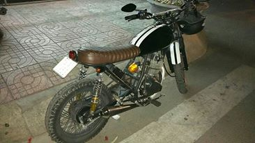 Can ban gap xe Cafe Racer - 3