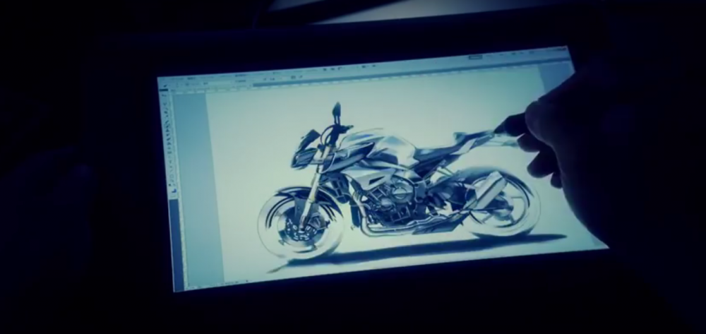 Clip Yamaha MT10 Y tuong thiet ke ve The King of MT